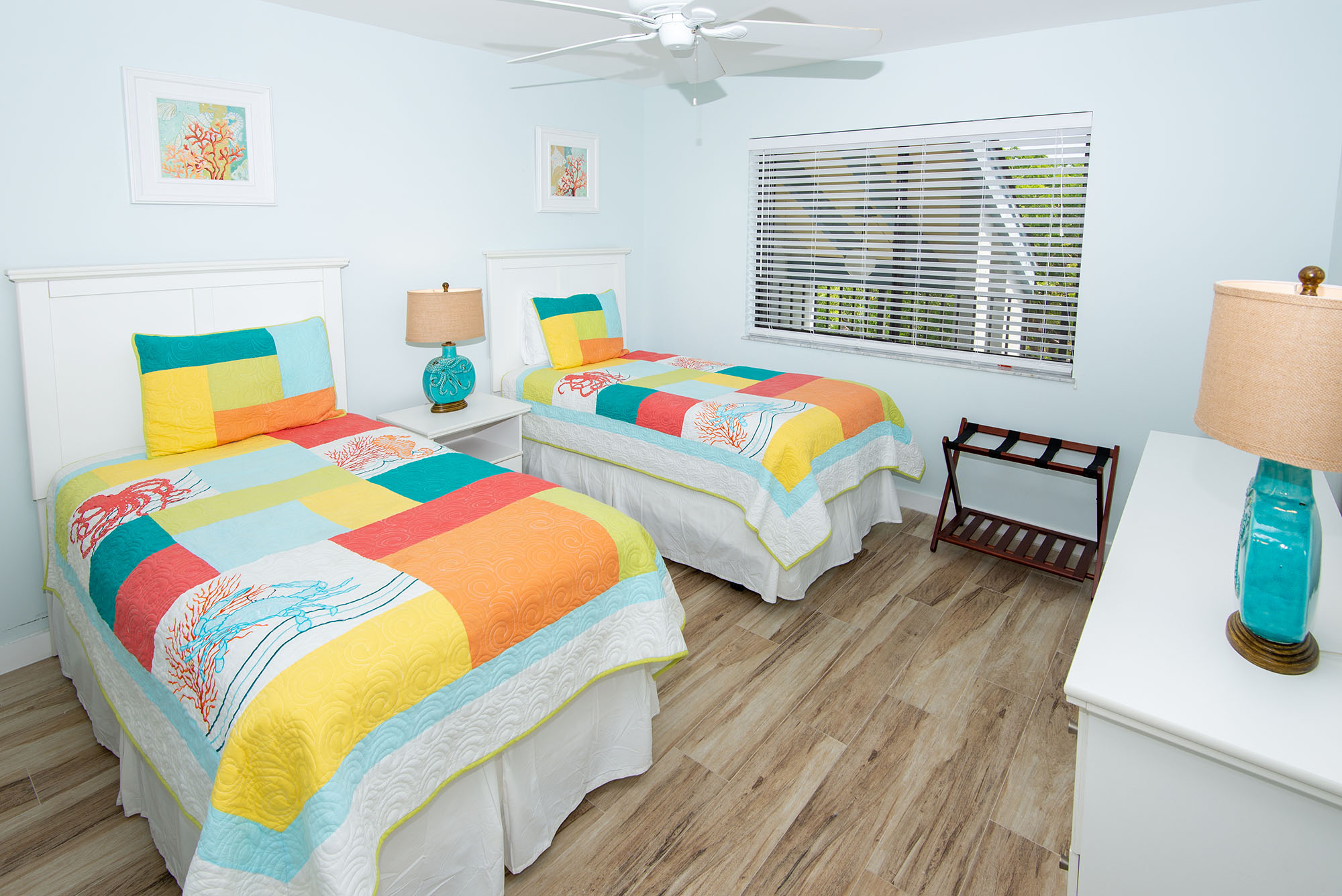 Marathon Key Beach Club Condo 1 double bedroom