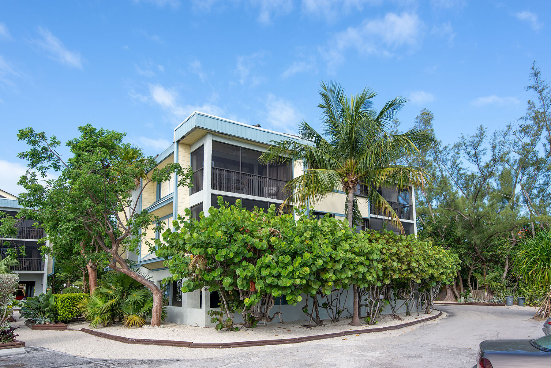 Marathon Key Beach Club condo unit 2
